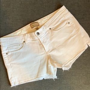 Paige Canyon Cutoff Shorts